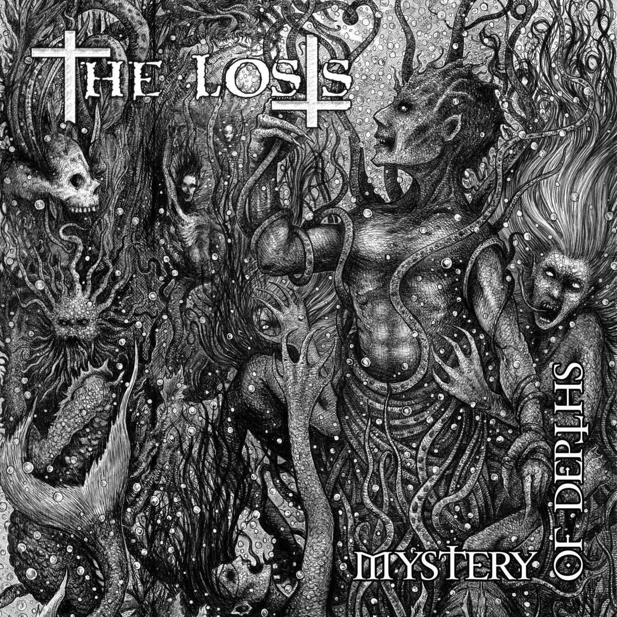 Chronique d'album : THE LOSTS (Metal), Mystery of Depths (2021)