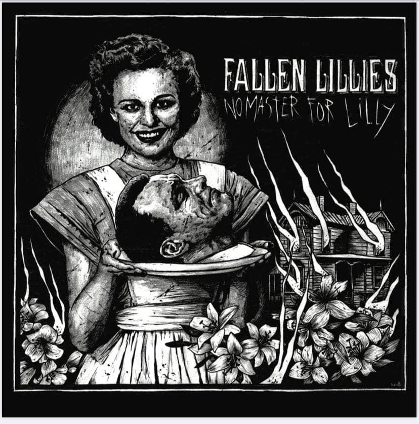 Actualite fallen lillies artwork
