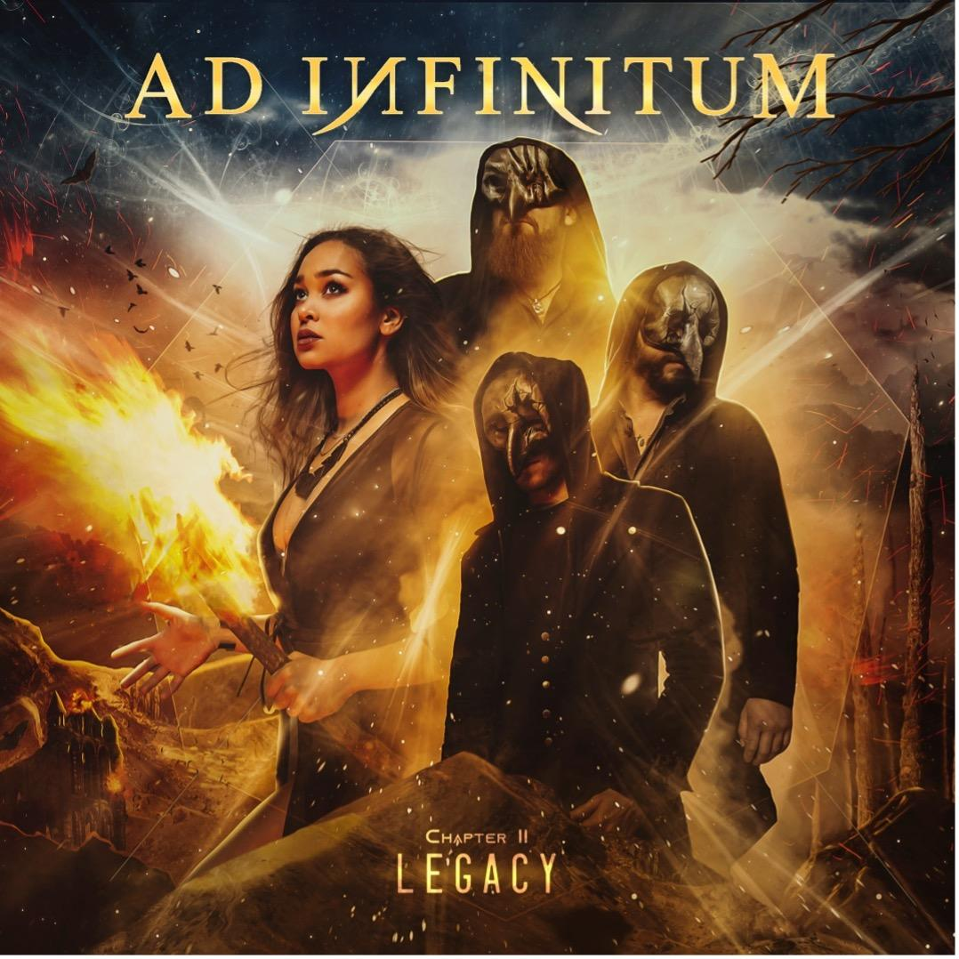 Ad infinitum cover