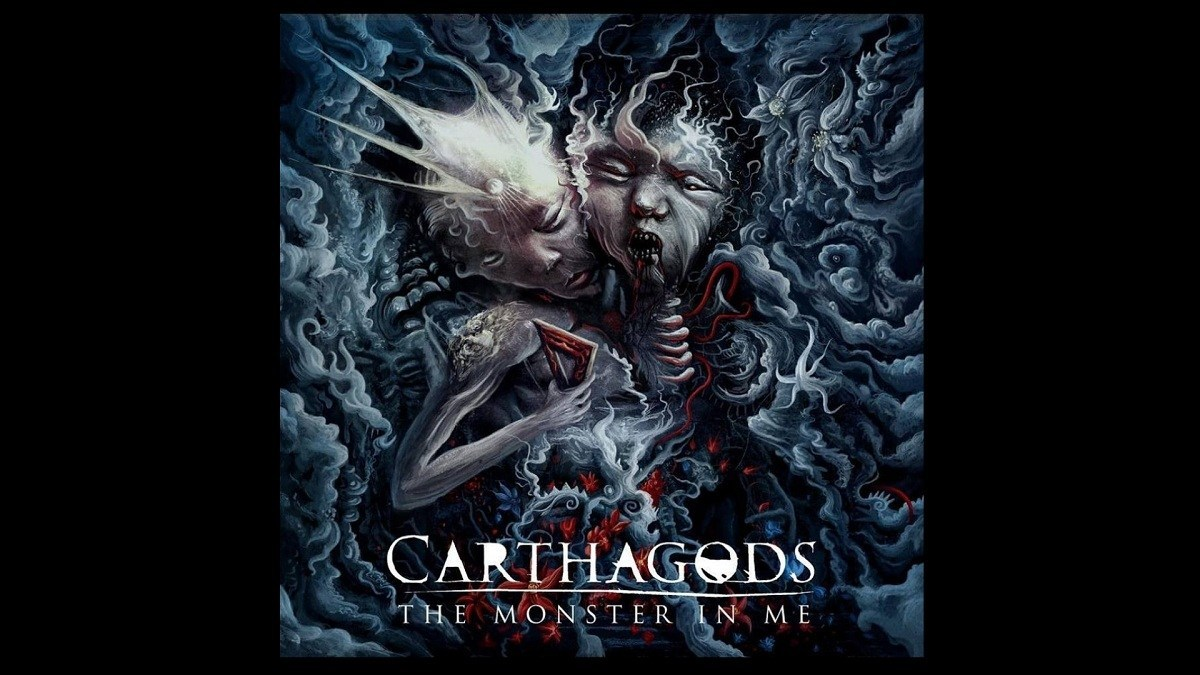 Sortie d'album : CARTHAGODS (Heavy Power Prog') The Monster In Me (2019)