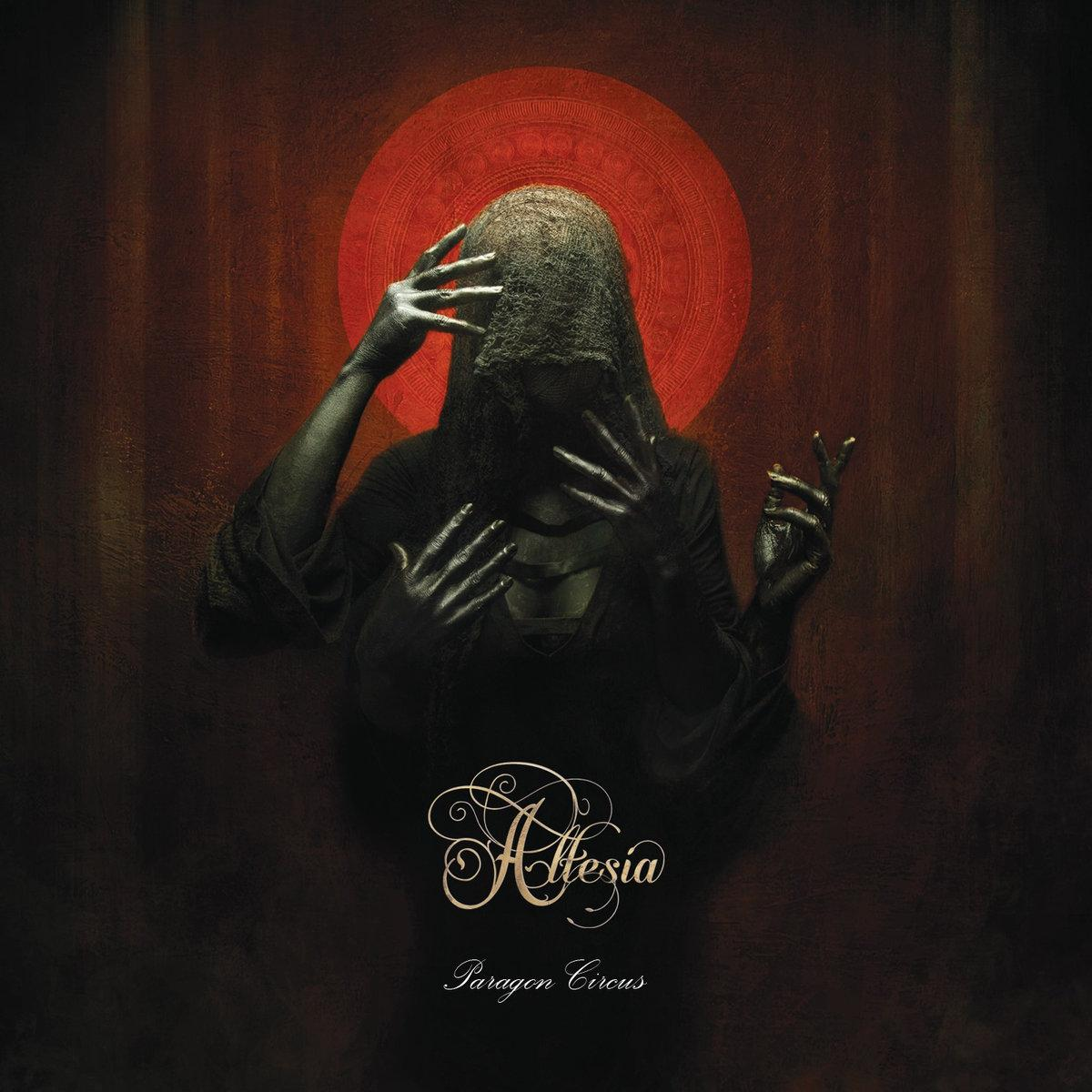 Chronique d'album : ALTESIA (Prog' Metal), Parangon Circus (2019)