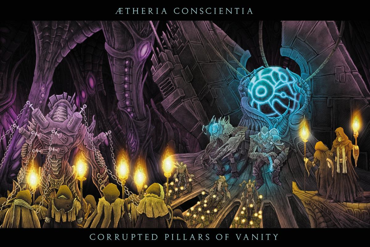 Artwork aetheria 2
