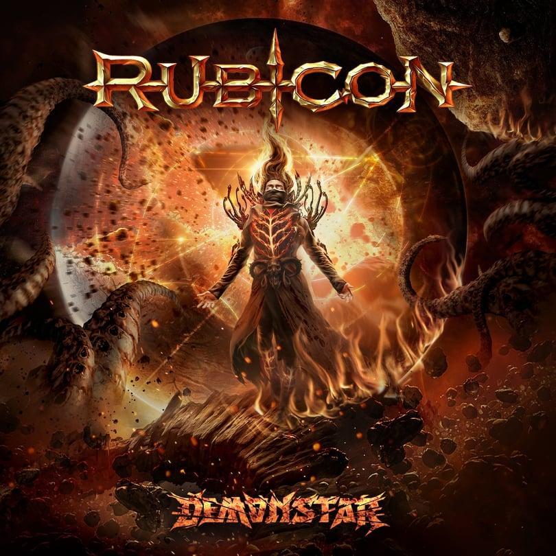 RUBICON (Heavy/Power Metal, Russie), Demonstar (2021)