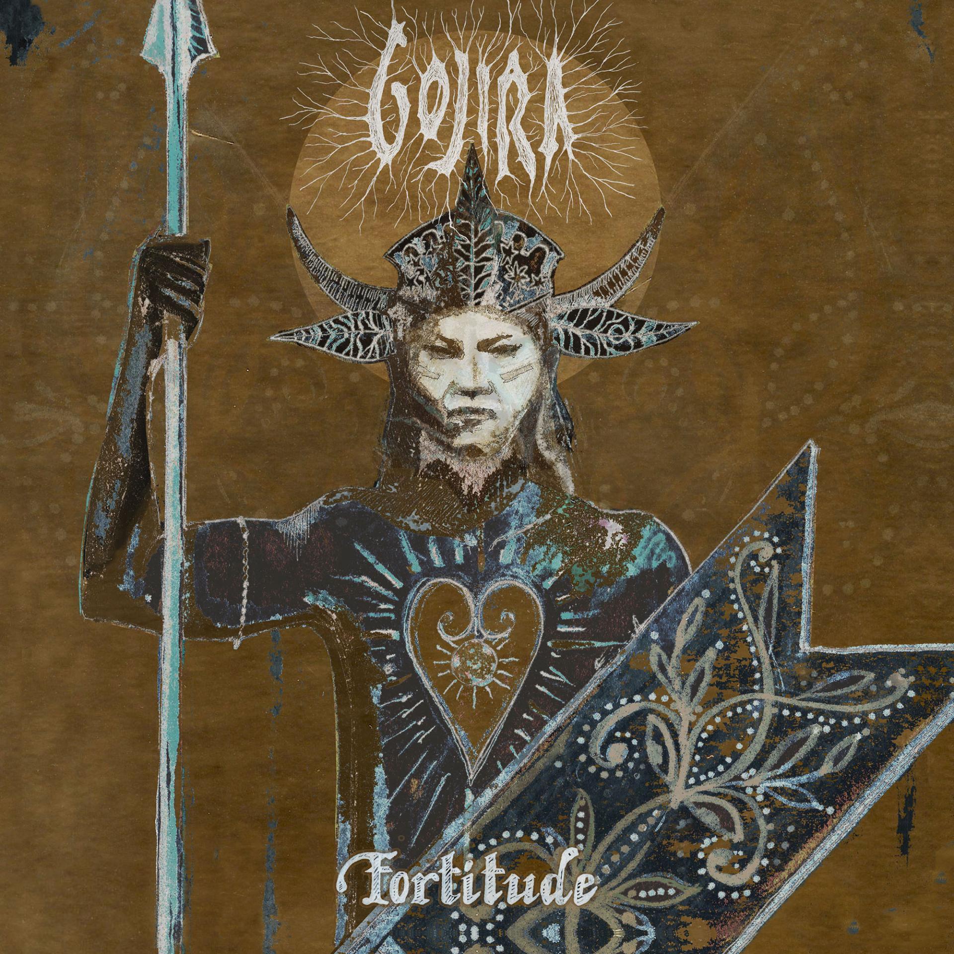 Artwork gojira fortitude