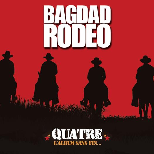 BAGDAD RODEO invente l'Album Perpetuel !
