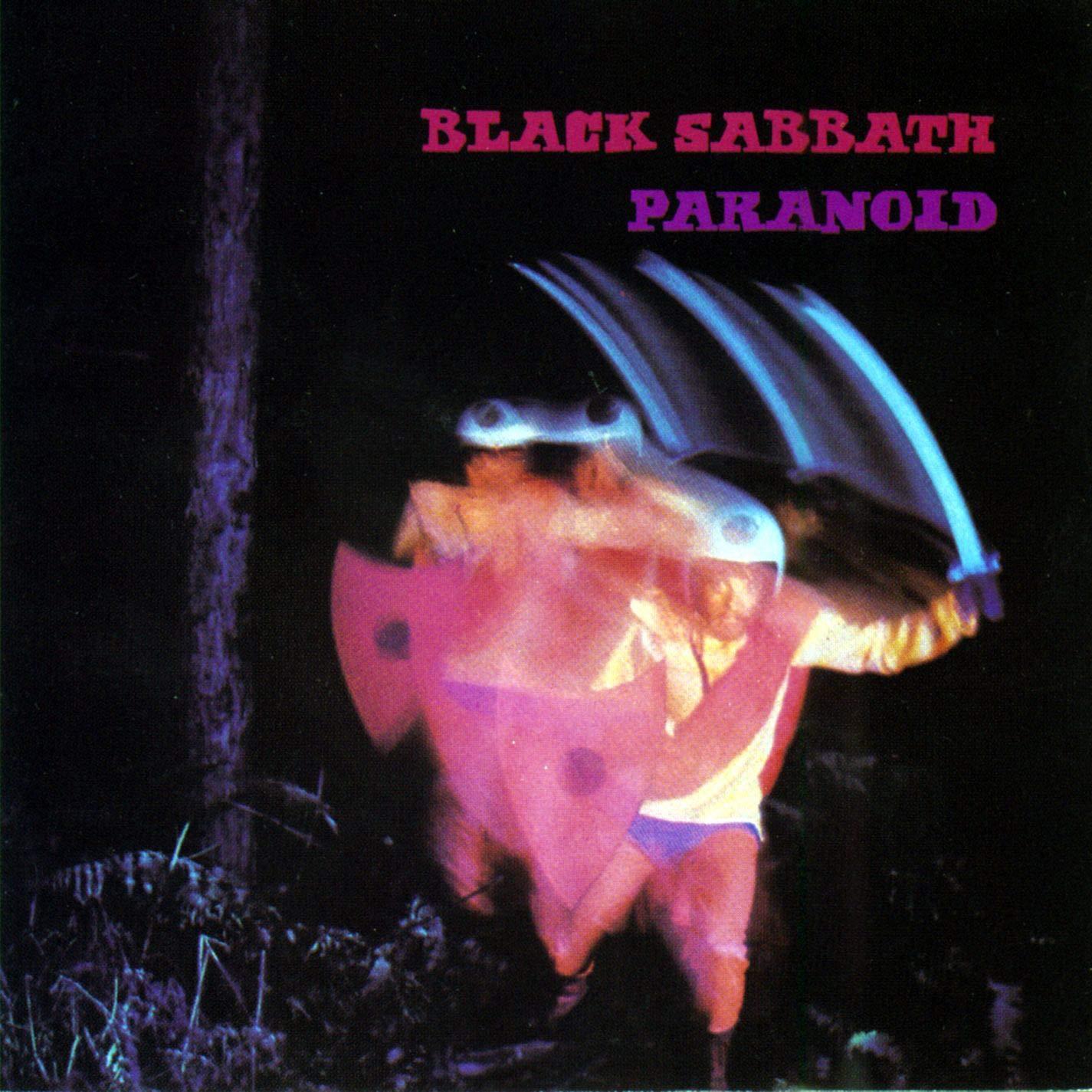 Les N'importe-Quoi d'Ahasverus : BLACK SABBATH, Paranoid (1970)
