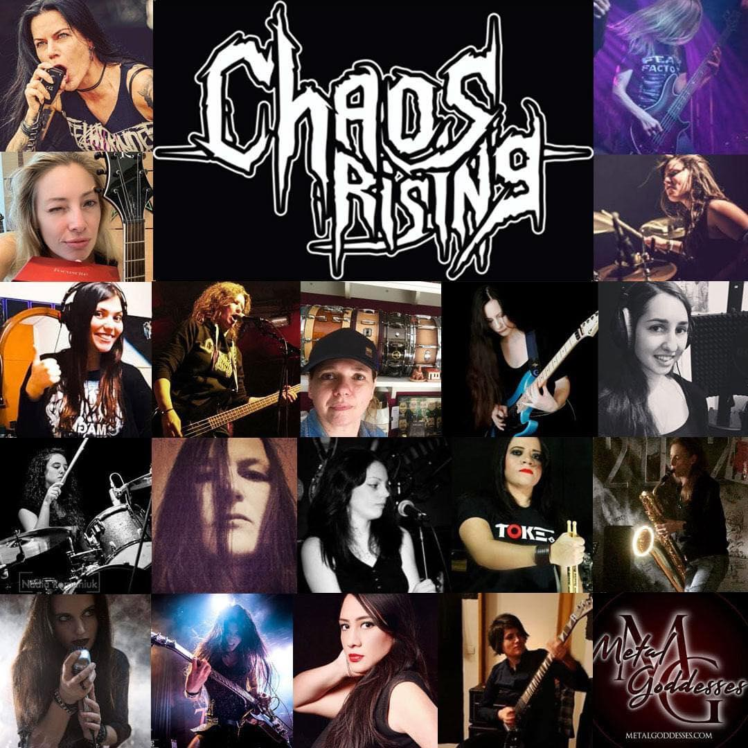 Chaos rising family