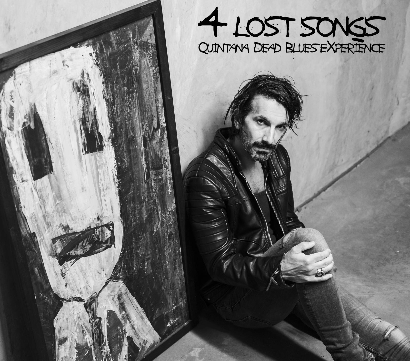 Quintana Dead Blues eXperience, « 4 Lost Songs » (EP - 2020)