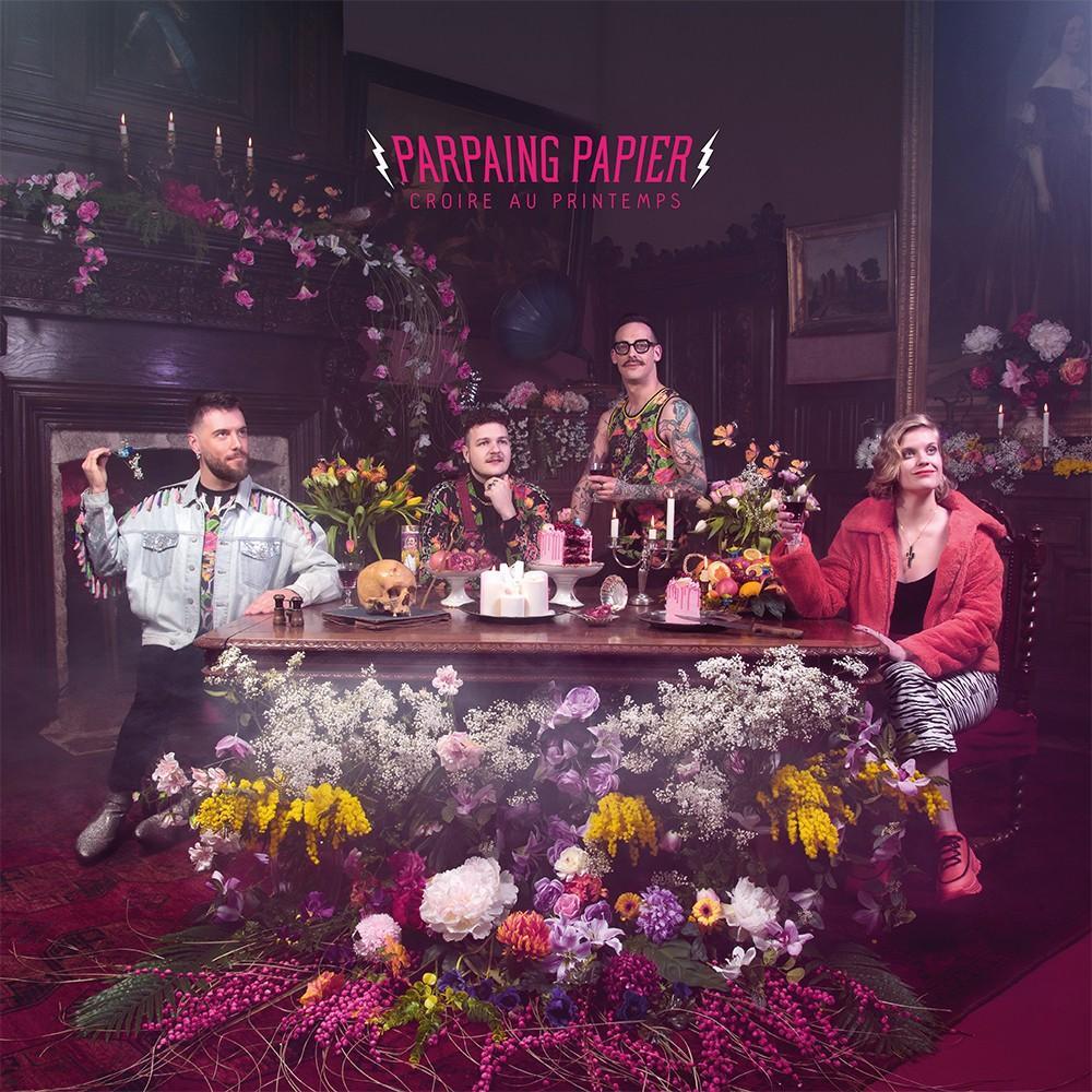 Chronique d'album : PARPAING PAPIER (Power Pop),