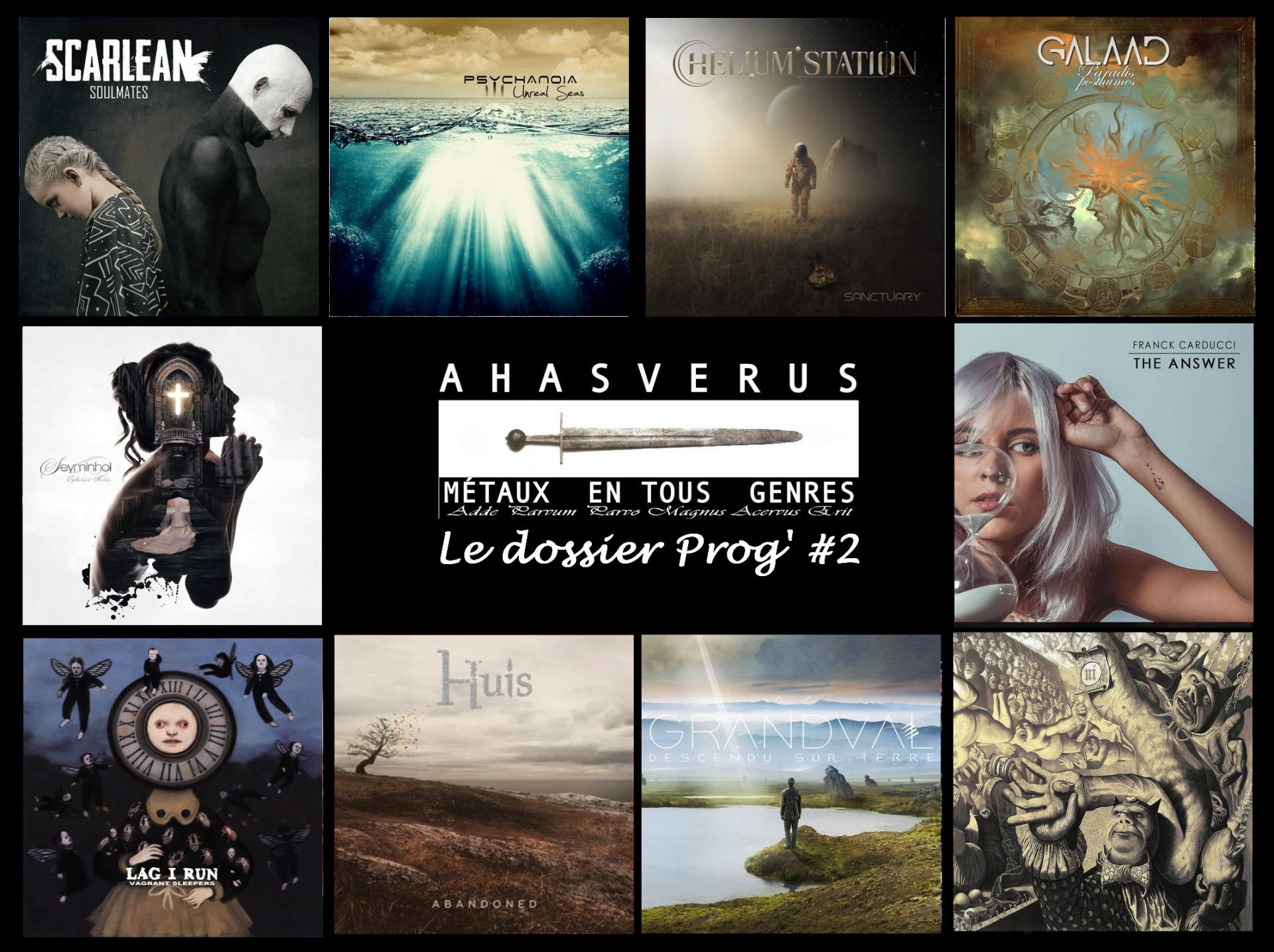 Les dossiers d'Ahasverus : Le PROG' (deuxième partie)