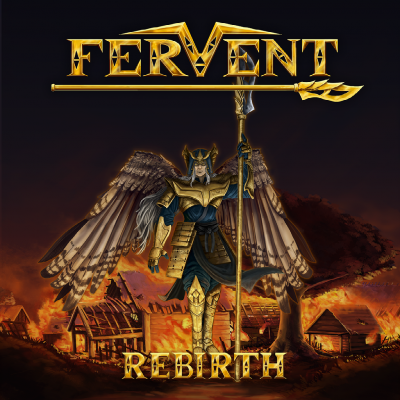 Chronique d'Album : FERVENT (Heavy Metal),