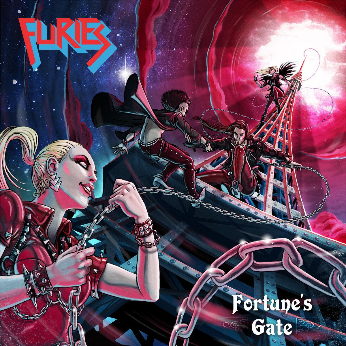 Chronique d'Album : FURIES (Heavy Metal),