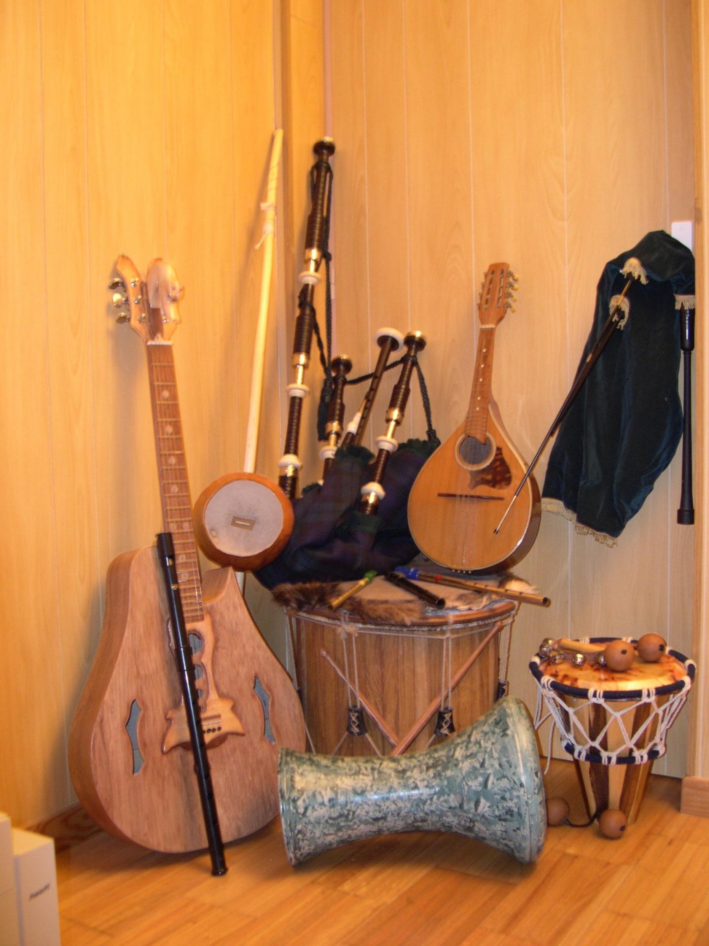 Instruments medievaux