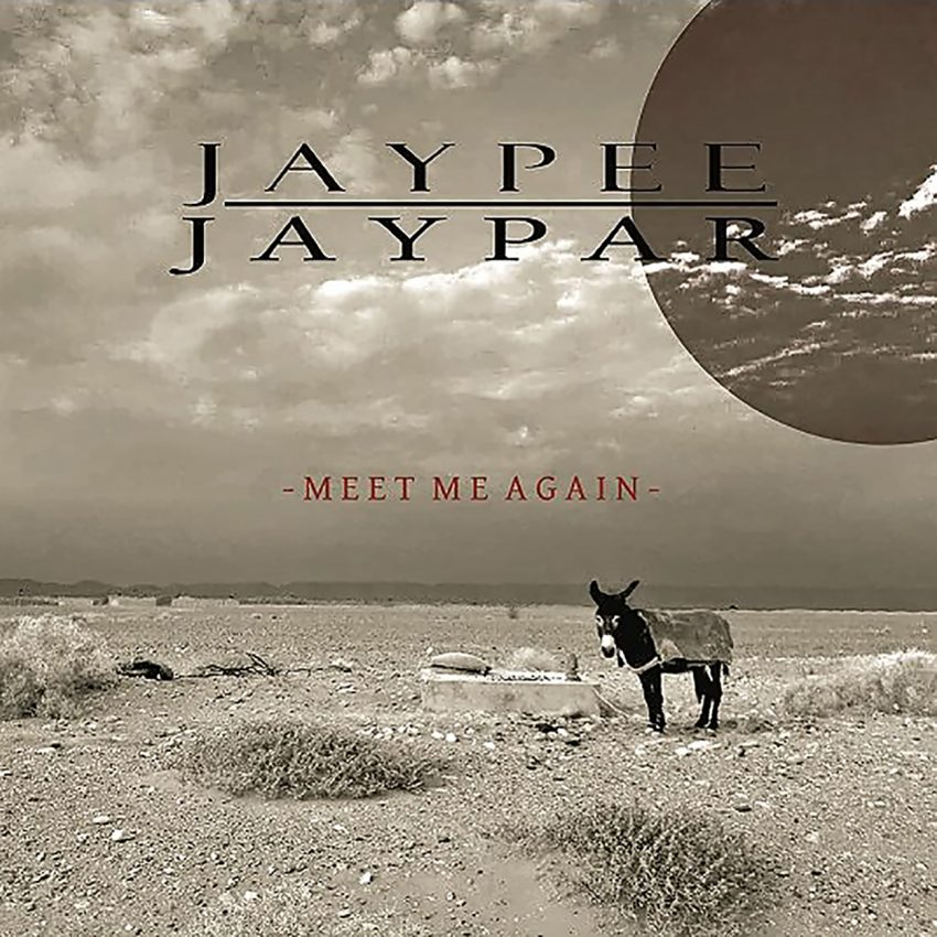 Sortie d'album : JAYPEE-JAYPAR (Blues Rock acoustique) - Meet Me again (2019) (EP - 2019)