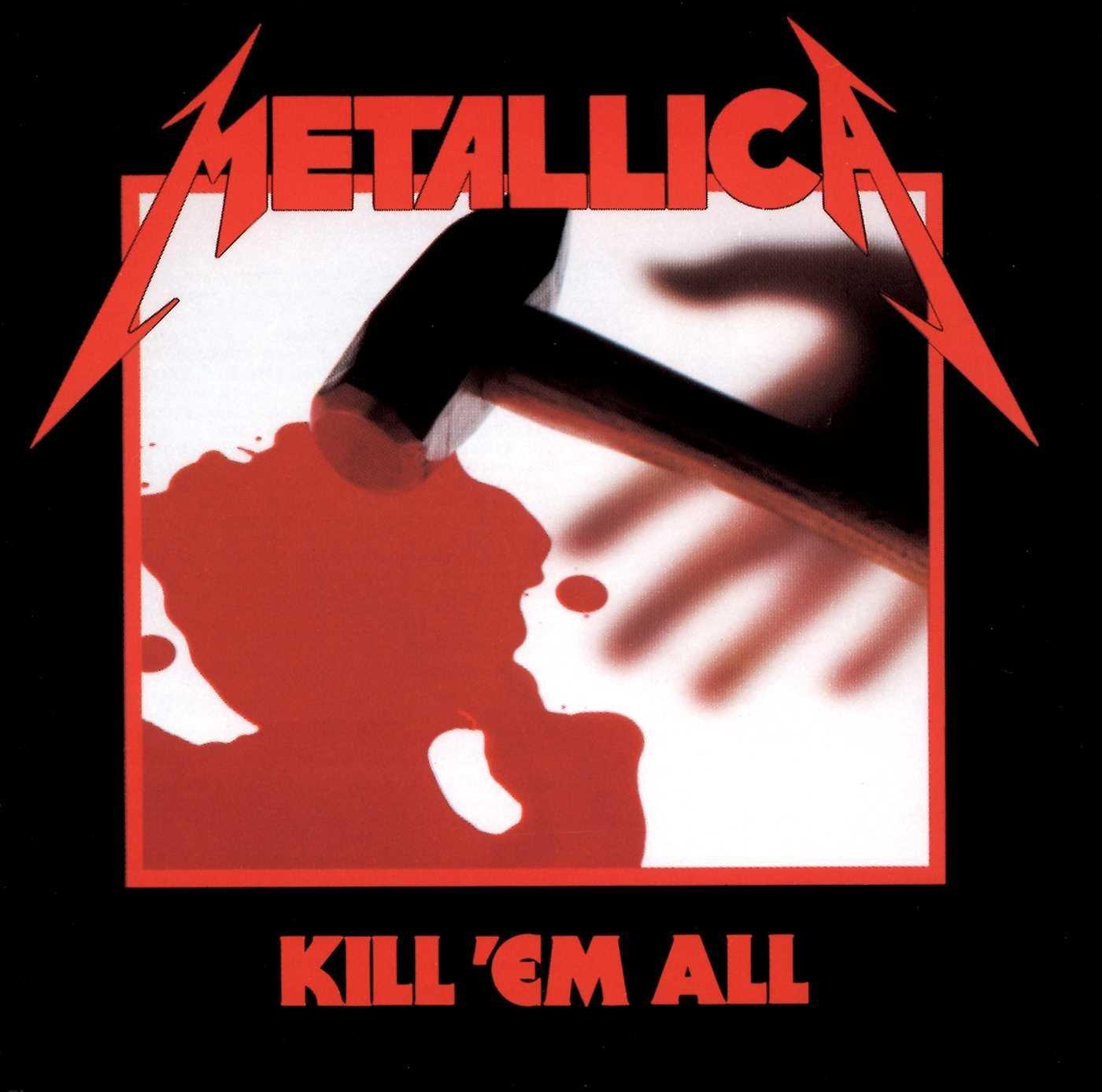 Les N'importe-Quoi d'Ahasverus : METALLICA, Kill' Em All (1983)