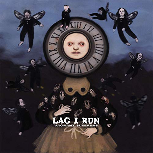 Chronique d'album : LAG I RUN (Prog') Vagrant Slepeers (2019)