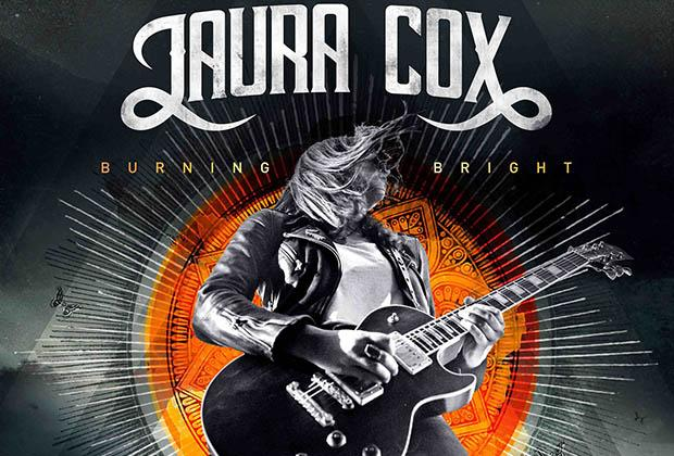 Chronique d'album : LAURA COX (Southern Hard Blues) Burning Bright (2019)