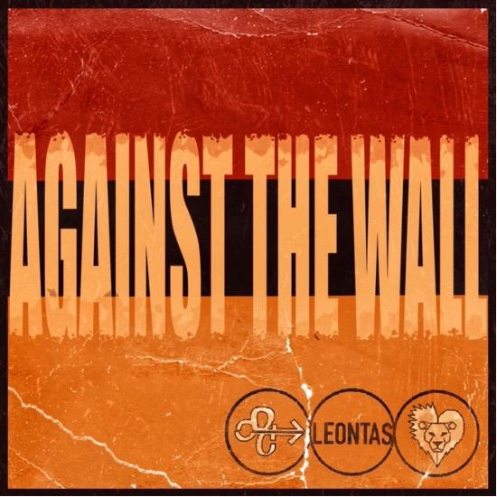 Leontas against the wall
