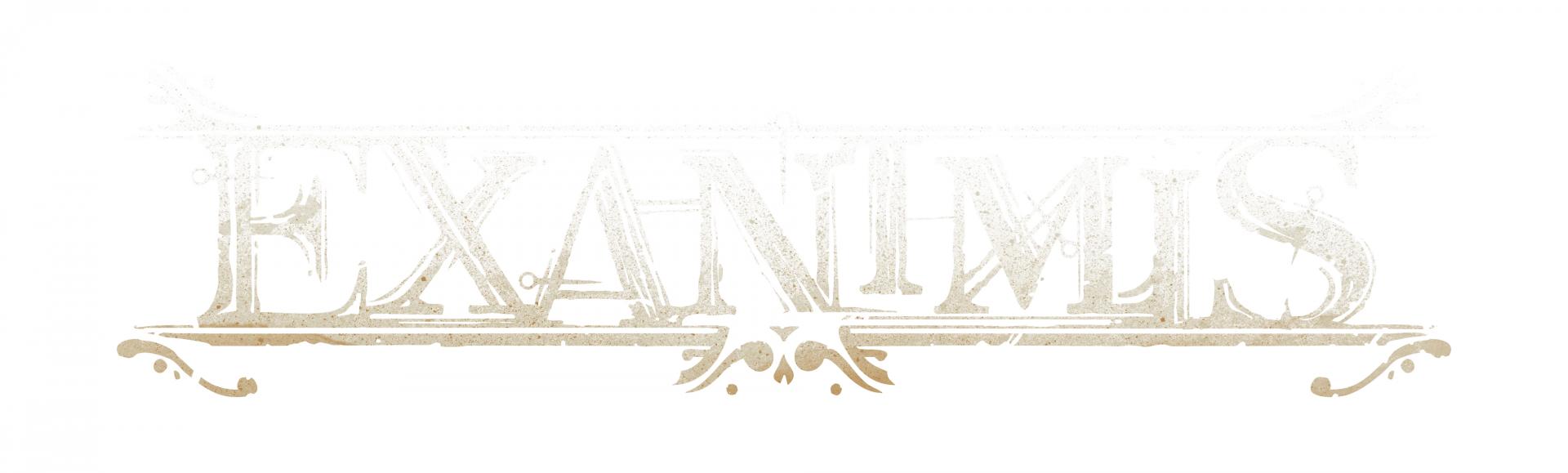 Logo exanimis texture