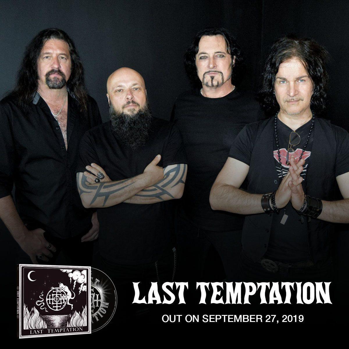 Last Temptation, 1er album éponyme sorti le 27/09/2019
