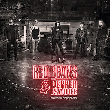 THE RED BEANS & PEPPER SAUCE (ROCK) MECHANIC MARMALADE (2019)