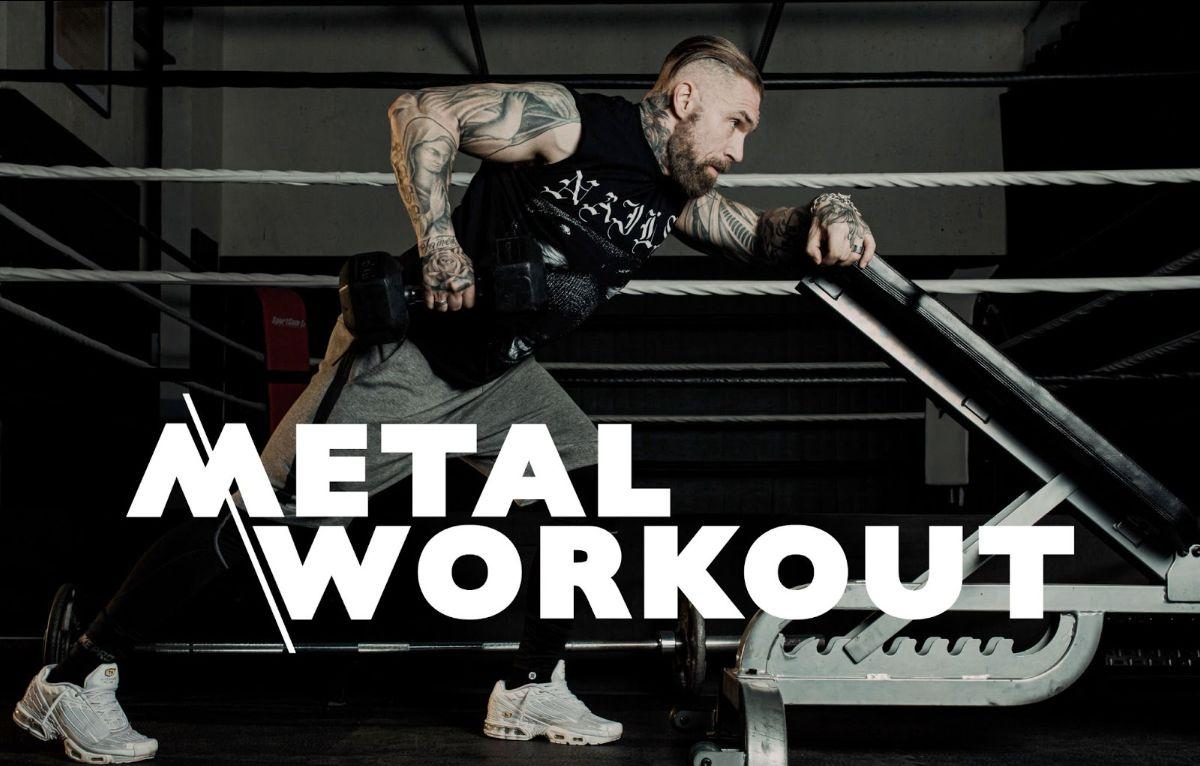 METAL WORKOUT : Riff & Fitness (interview)