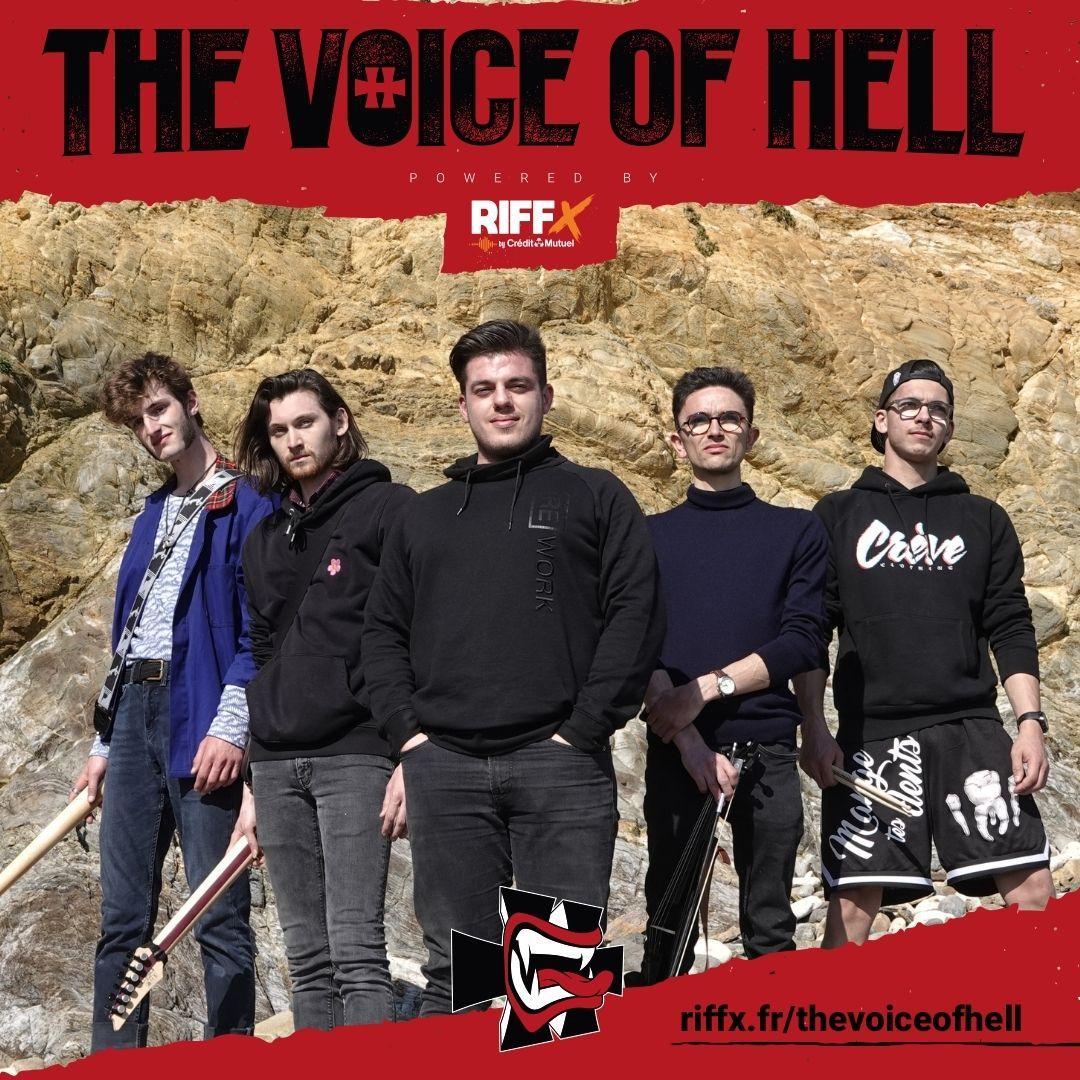 Mirizon the voice of hell 2022