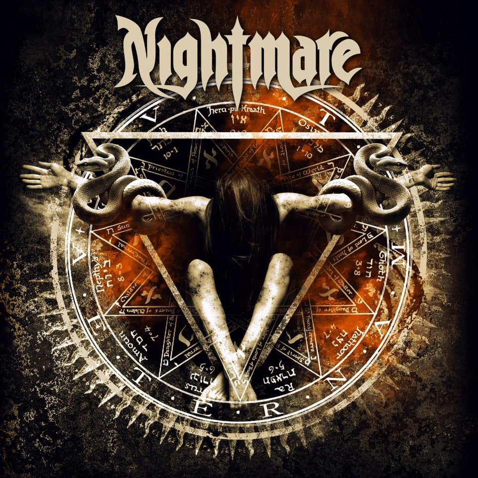 Chronique d'album : NIGHTMARE (Metal),