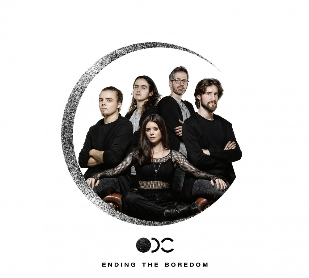 Sortie d'album : ODC (METAL) - Ending the Boredom (EP - 2019)