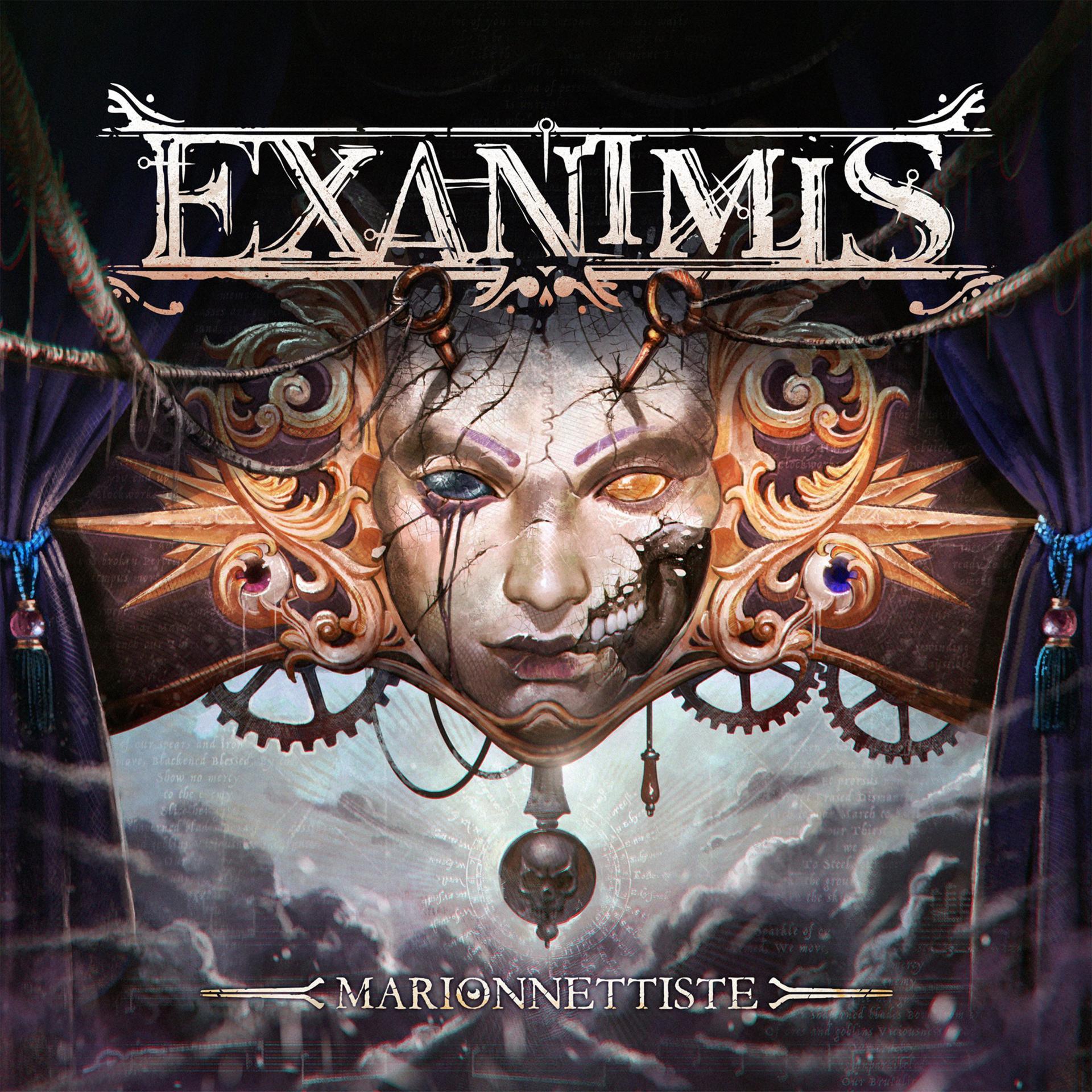 Chronique d'album : EXANIMIS (Death cinématographique), Marionettiste (2021)