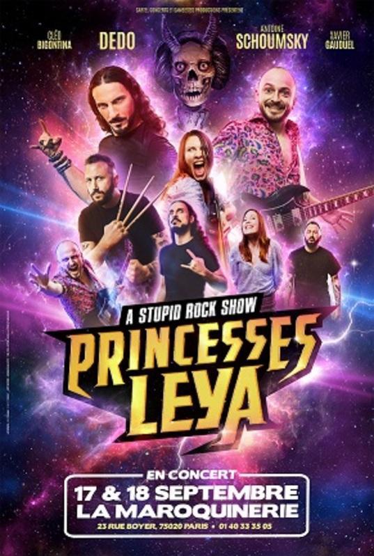 Princesses leya