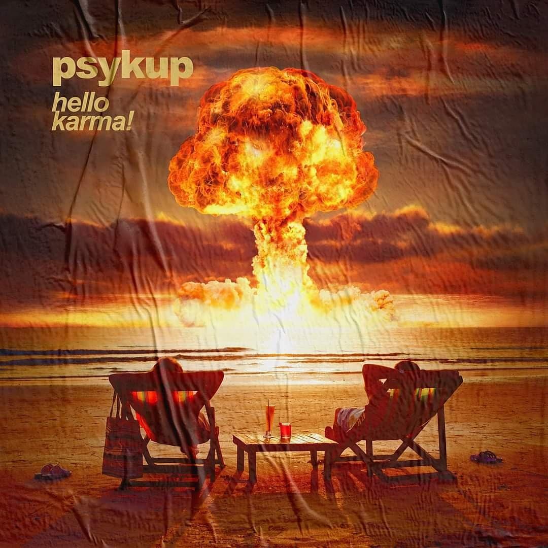 Chronique d'album : PSYKUP (métal moderne)