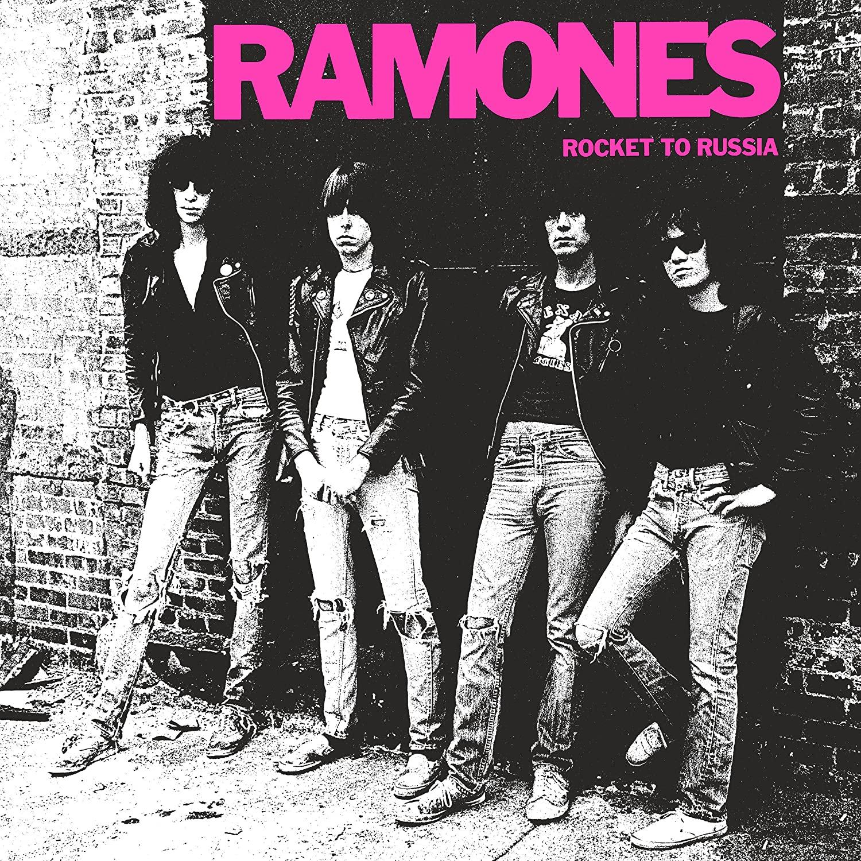 Les N'importe-Quoi d'Ahasverus : RAMONES, Rocket To Russia (1977)
