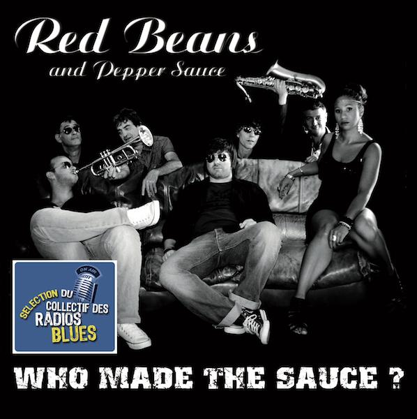Redbeanspeppersauce whomade