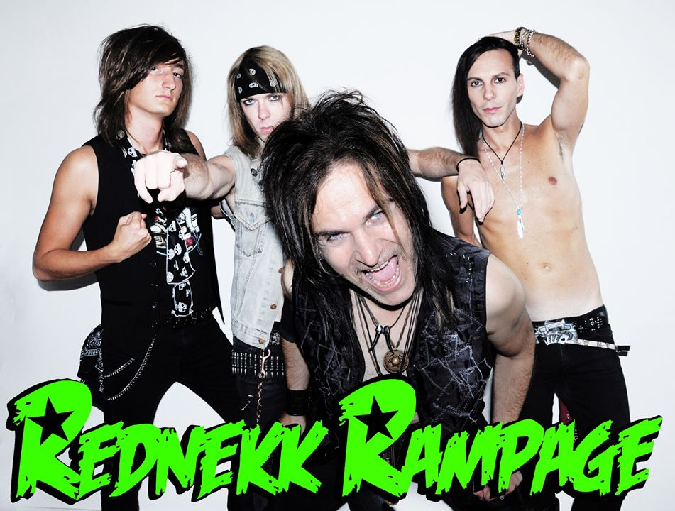 REDNEKK RAMPAGE (HARD ROCK)