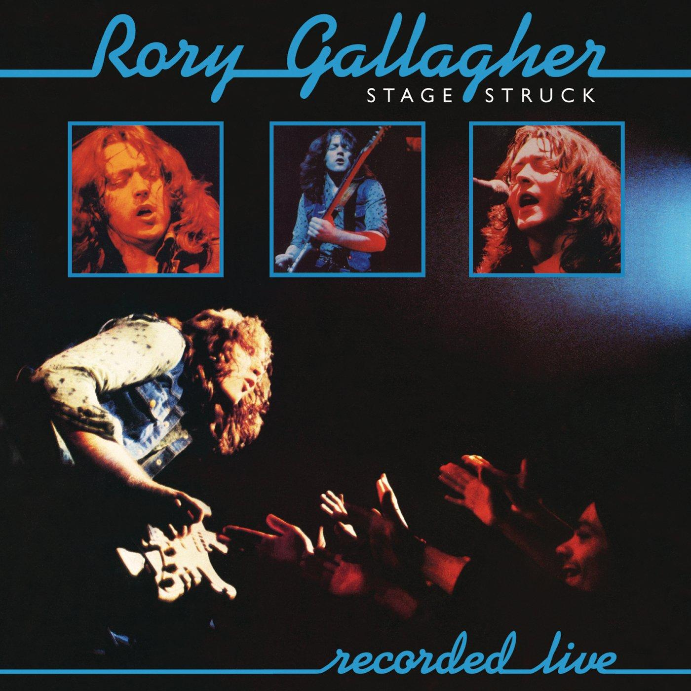 Les N'importe-Quoi d'Ahasverus : RORY GALLAGHER, Stage Truck (1980)