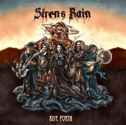 SIREN'S RAIN, Rise Forth (2021)