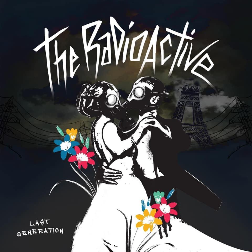 The radioactive artwork
