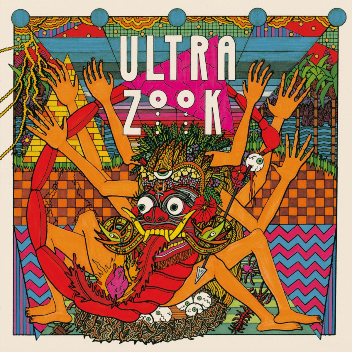Sortie d'album : ULTRA ZOOK (Expérimental) - L'Album (2019)