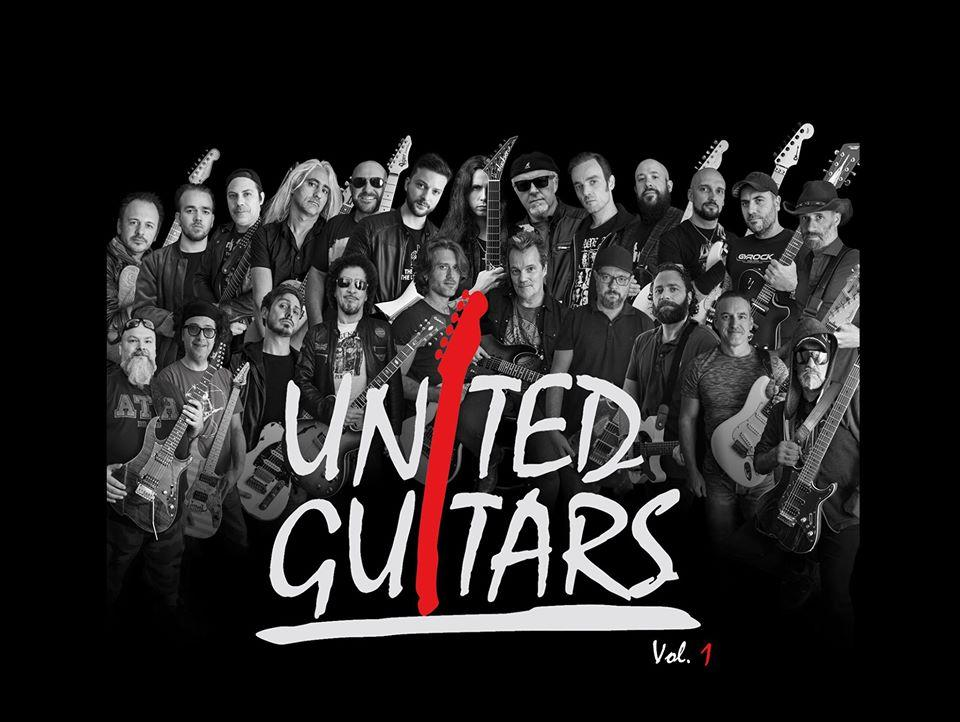 Chronique d'album : United Guitars, Vol. 1 (Instrumental - 2019)