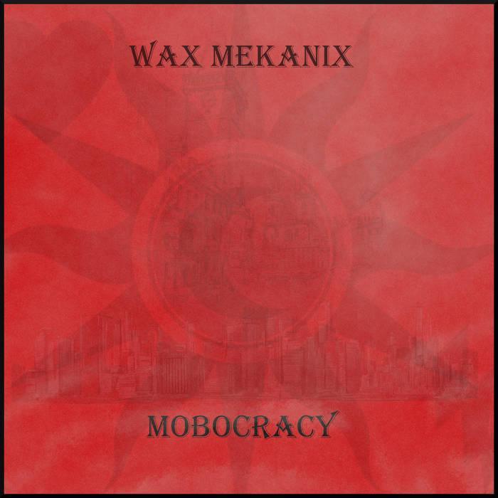 Wax mekanix artwork
